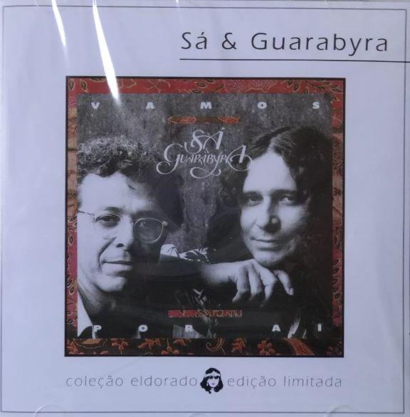 SÁ E GUARABYRA - VAMOS POR AÍ