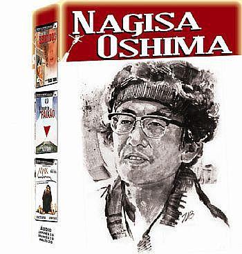 COLEÇÃO NAGISA OSHIMA - 3 DVDS