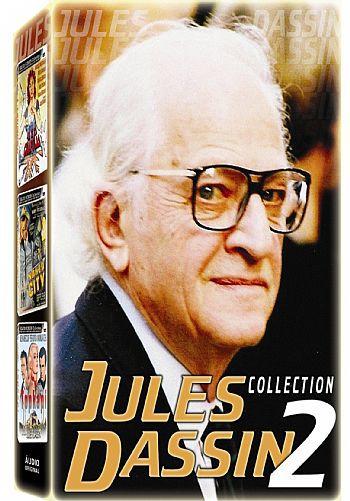 COLEÇÃO JULES DASSIN VOL.2 - 3 DVDS