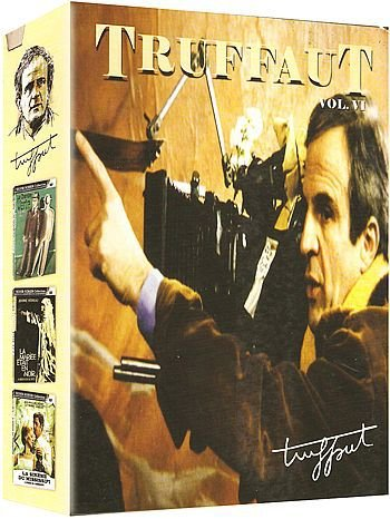 COLEÇÃO TRUFFAUT VOL.6 - 3 DVDS
