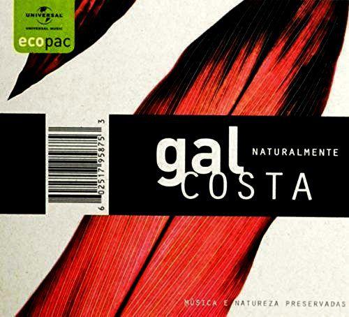 GAL COSTA - NATURALMENTE