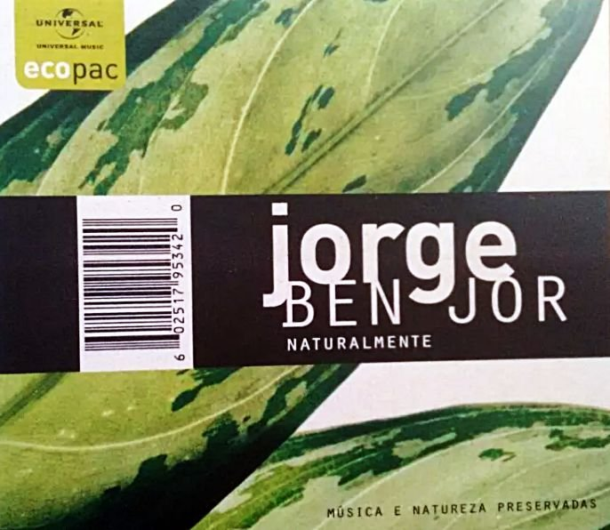 JORGE BEN JOR - NATURALMENTE