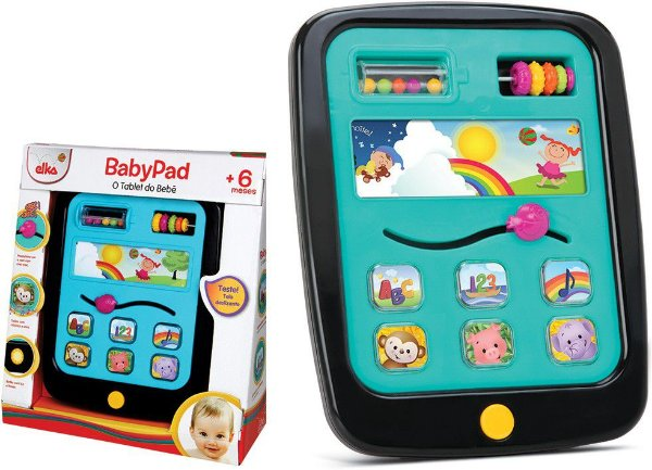 BABYPAD - O TABLETE DO BEBÊ
