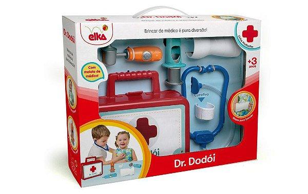 DR. DODÓI - KIT MÉDICO