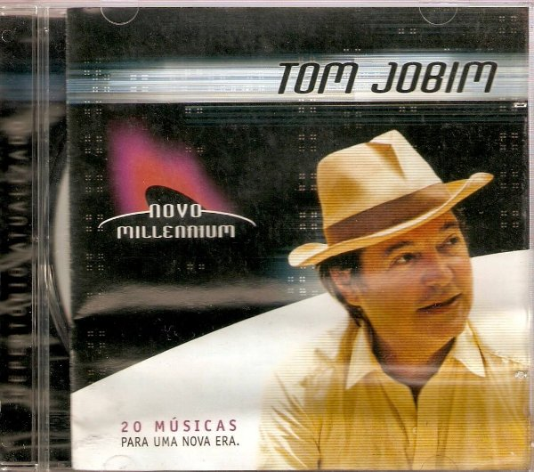 TOM JOBIM -  NOVO MILLENNIUM
