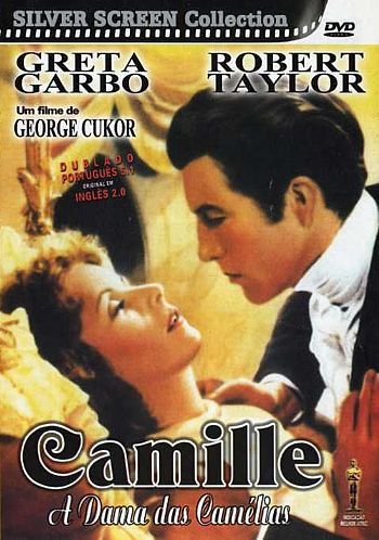 CAMILLE - A DAMA DAS CAMÉLIAS