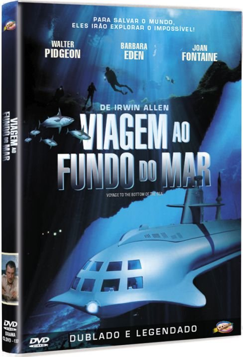 VIAGEM AO FUNDO DO MAR