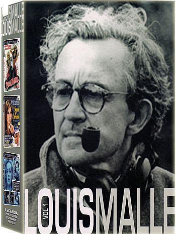 COLEÇÃO LOUIS MALLE - 3 DVDS