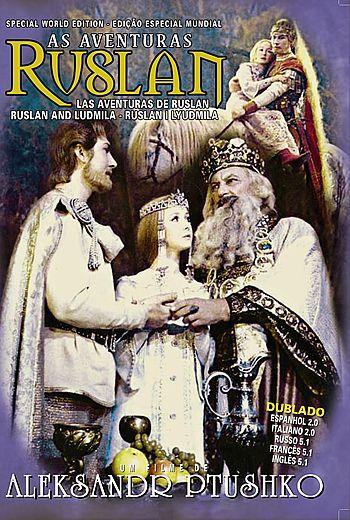 AS AVENTURAS DE RUSLAN