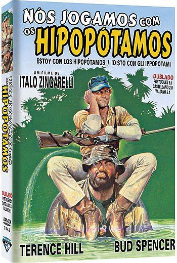 NÓS JOGAMOS COM OS HIPOPÓTAMOS