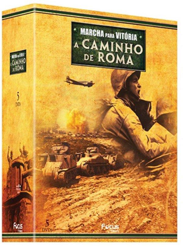 A CAMINHO DE ROMA - MARCHA PARA A VITÓRIA