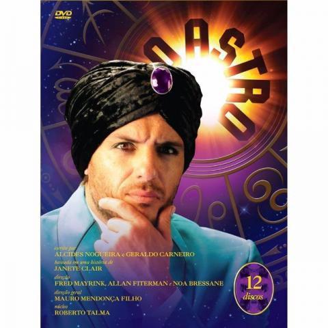 O ASTRO - 12 DVDS
