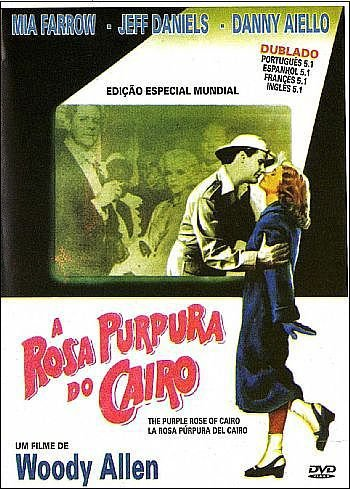 A ROSA PÚRPURA DO CAIRO