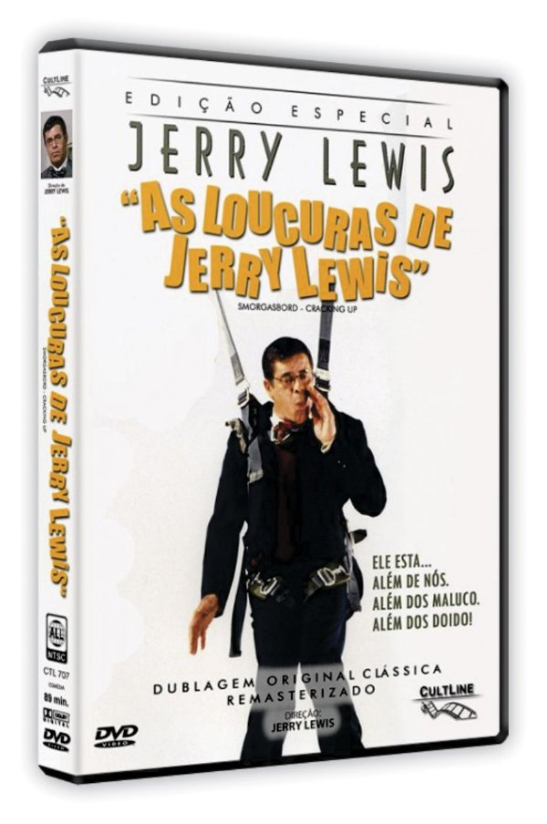 AS LOUCURAS DE JERRY LEWIS