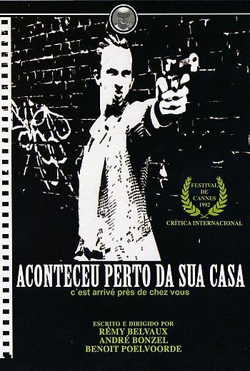 ACONTECEU PERTO DA SUA CASA