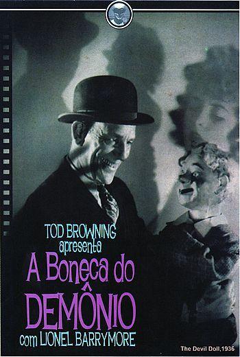 A BONECA DO DEMÔNIO