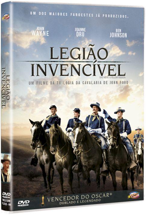 LEGIÃO INVENCÍVEL