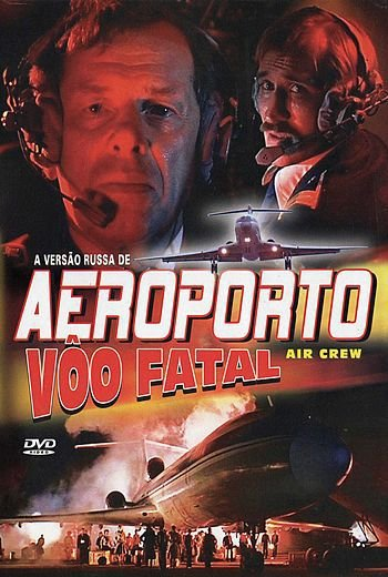 AEROPORTO - VOÔ FATAL