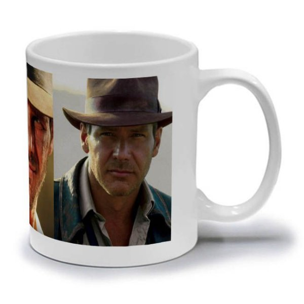 INDIANA JONES - CANECA