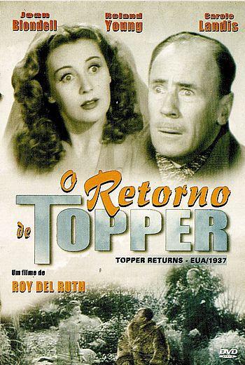 O RETORNO DE TOPPER