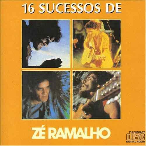 16 SUCESSOS DE ZÉ RAMALHO