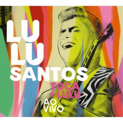 LULU SANTOS - TOCA LULU