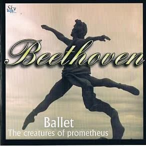 BEETHOVEN - BALLET THE CREATURES OF PROMETHEUS