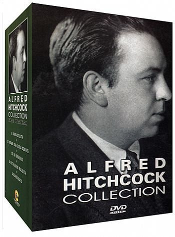 COLEÇÃO ALFRED HITCHCOCK