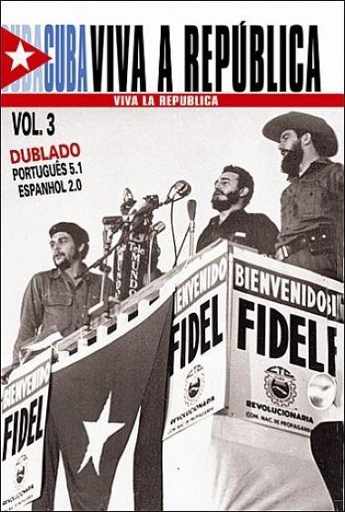 CUBA - VIVA A REPÚBLICA VOL 3 / CINEMA CUBANO