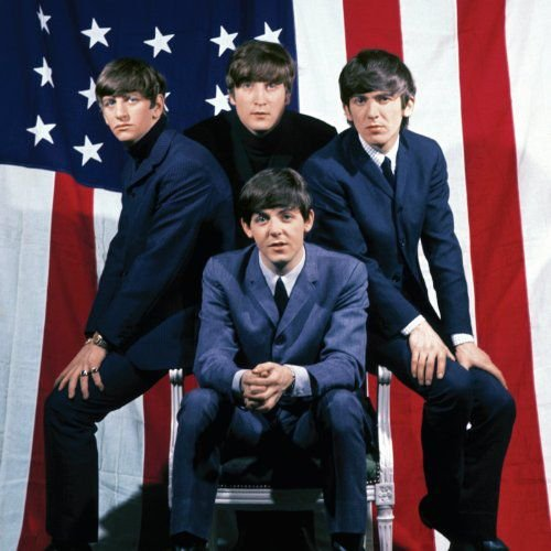 THE BEATLES  - U.S. ALBUMS