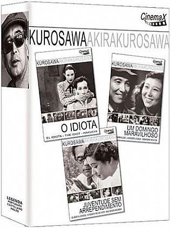 COLEÇÃO AKIRA KUROSAWA
