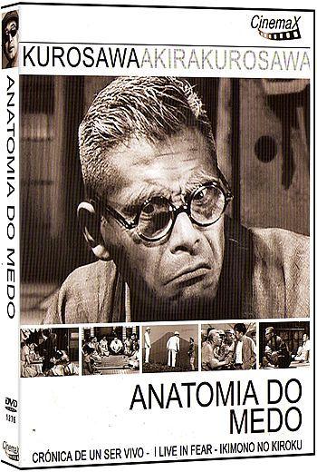 ANATOMIA DO MEDO