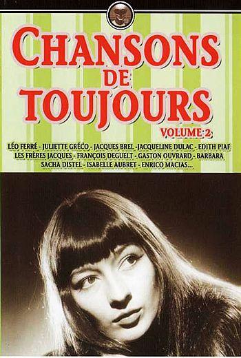 CHANSONS DE TOUJOURS VOL.2