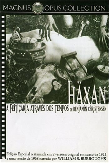 HAXAN - A FEITIÇARIA ATRAVÉS DOS TEMPOS