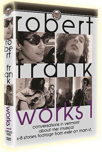 ROBERT FRANK WORKS VOL.1