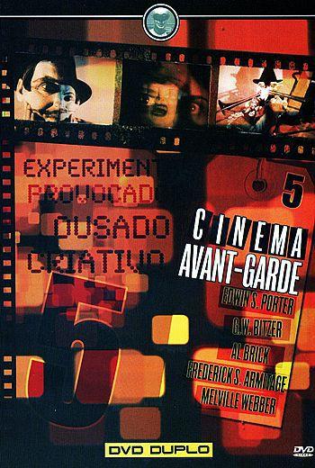 CINEMA AVANT GARDE VOL.5