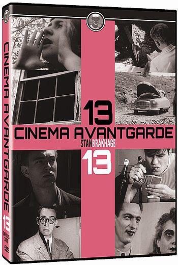 CINEMA AVANT GARDE VOL.13