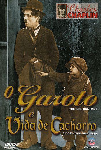 O GAROTO E A VIDA DE CACHORRO