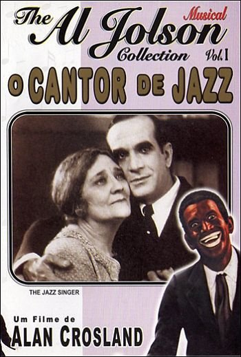 THE AL JOLSON COLLECTION VOL.I - O CANTOR DE JAZZ