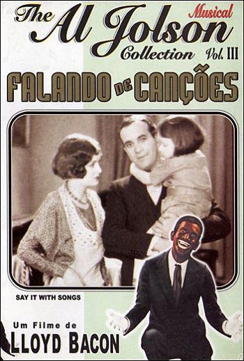 THE AL JOLSON COLLECTION VOL.III: FALANDO DE CANÇÕES