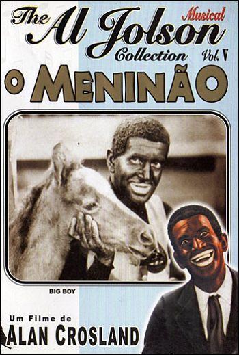 THE AL JOLSON COLLECTION VOL.V: O MENINÃO