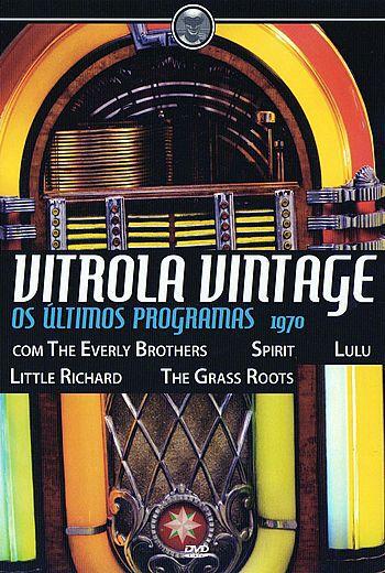 VITROLA VINTAGE - OS ÚLTIMOS PROGRAMAS
