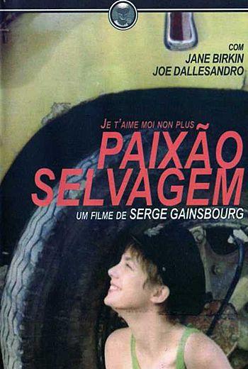 PAIXÃO SELVAGEM
