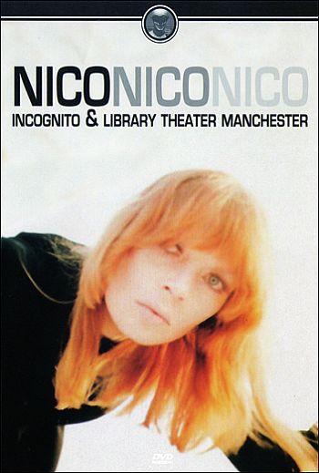 NICO - INCOGNITO & LIBRARY THEATER MANCHESTER