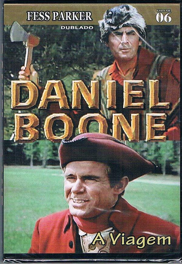 DANIEL BOONE - A VIAGEM VOL.6