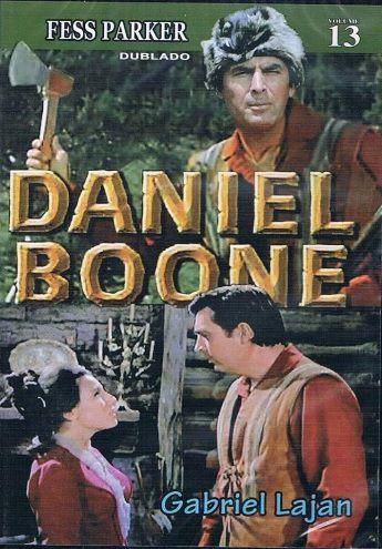 DANIEL BOONE - GABRIEL LAJAN VOL.13