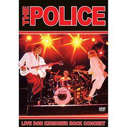 THE POLICE - LIVE DON KIRSHNER ROCK CONCERT