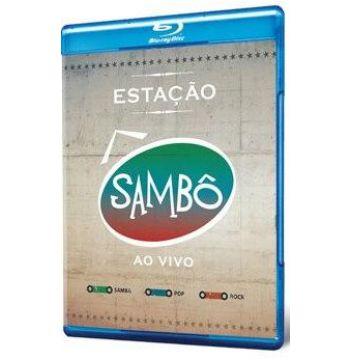 ESTAÇÃO SAMBÔ - AO VIVO