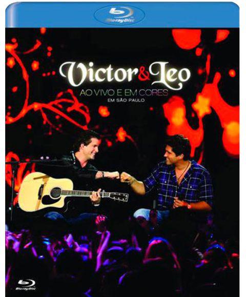 VICTOR & LEO:  AO VIVO EM CORES