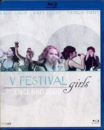 V FESTIVAL GIRLS: ENGLAND 2009